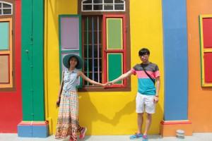 在新加坡,最大樂趣就是可以任上Facebook 及 Youtube....
