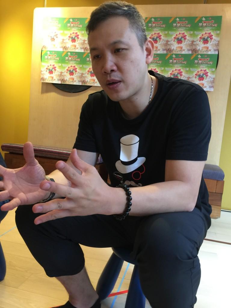身兼藝術總監、編導、作詞的BIG JOHN細談是次製作