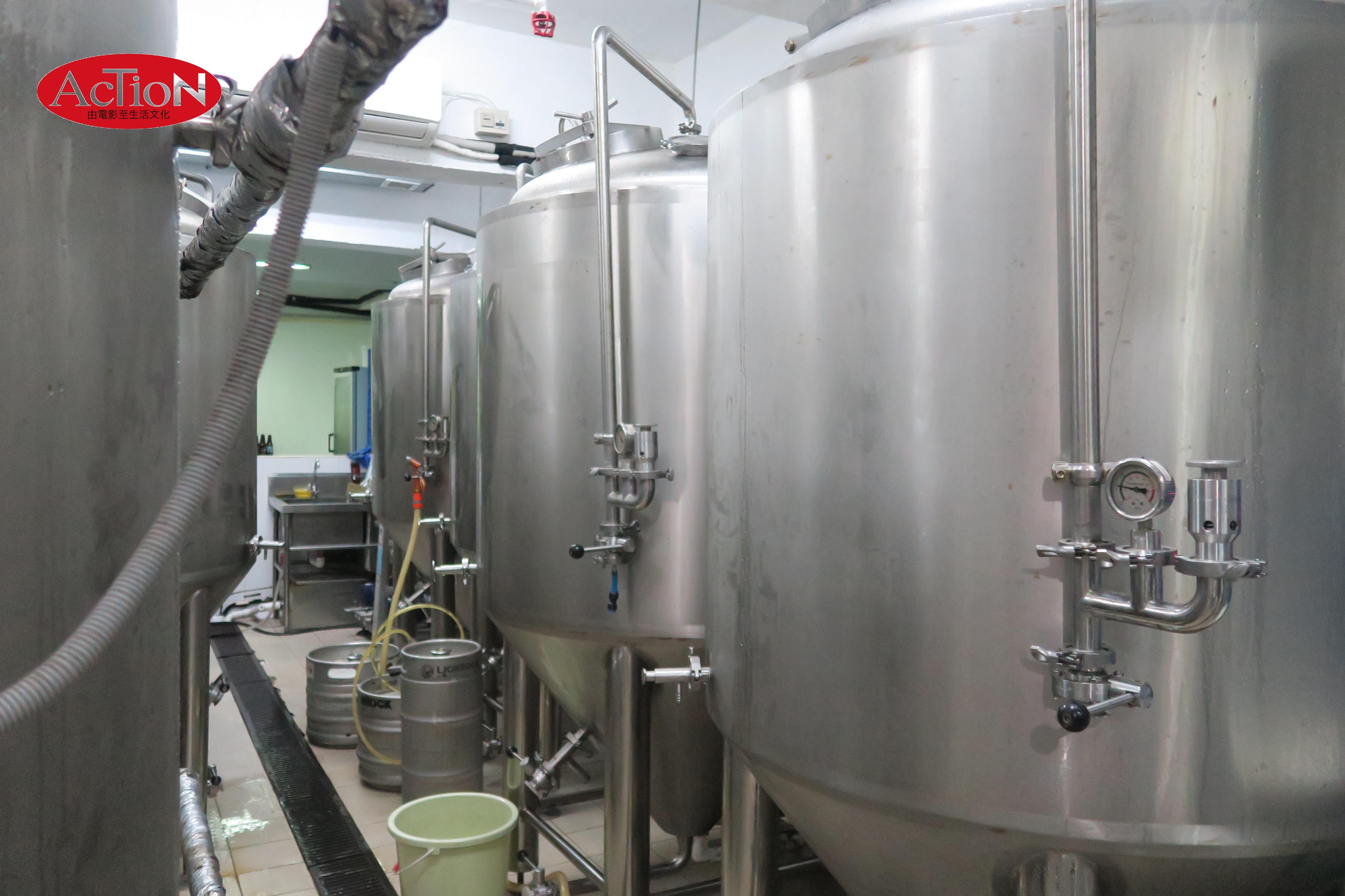 手工啤產量不大,以不同口味做賣點,適合追求個性的人。