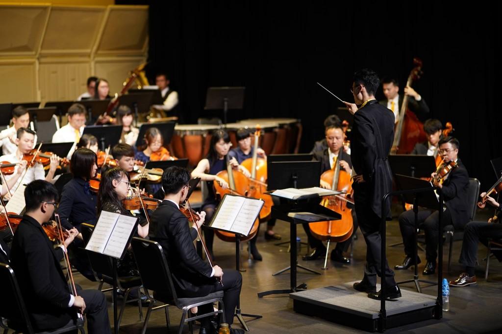 持著「演奏管弦樂的同人組織」的理念,樂團招募樂手時,非常在意樂手的音樂水平。