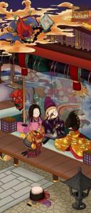 M-Jean 畫風受日本文化影響